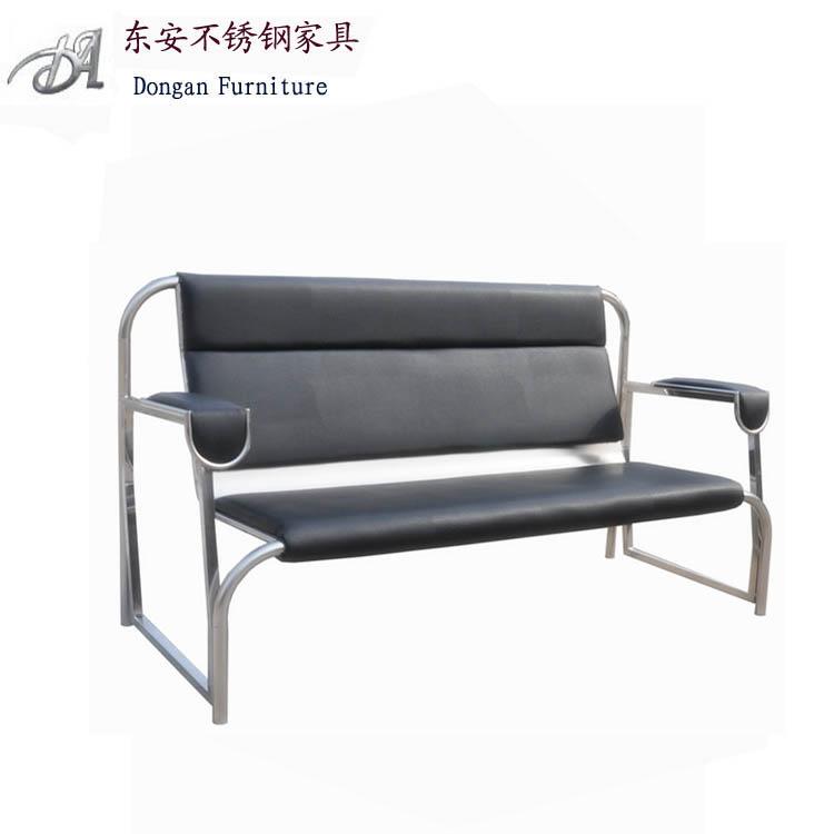 厂家供应不锈钢等候椅 不锈钢办公椅 不锈钢休闲椅