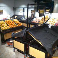 中联信金属水果架超市水果架定制水果架超市蔬菜架批发