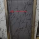 上海供应定制推拉平移纱窗门隐形防蚊防护盗金刚网片移纱窗