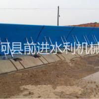 液压合页坝的安装 液压合页坝厂家