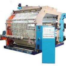 大型无纺布印刷机  大型薄膜印刷机 2012新款定制2400MM四色印刷机图片