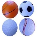 C罗足球 仿真玩具球 厂价直供各类pu玩具球、可印公司LOGO