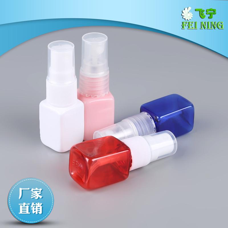 化妆瓶 化妆方形瓶 10ml方形瓶 化妆瓶厂家直销