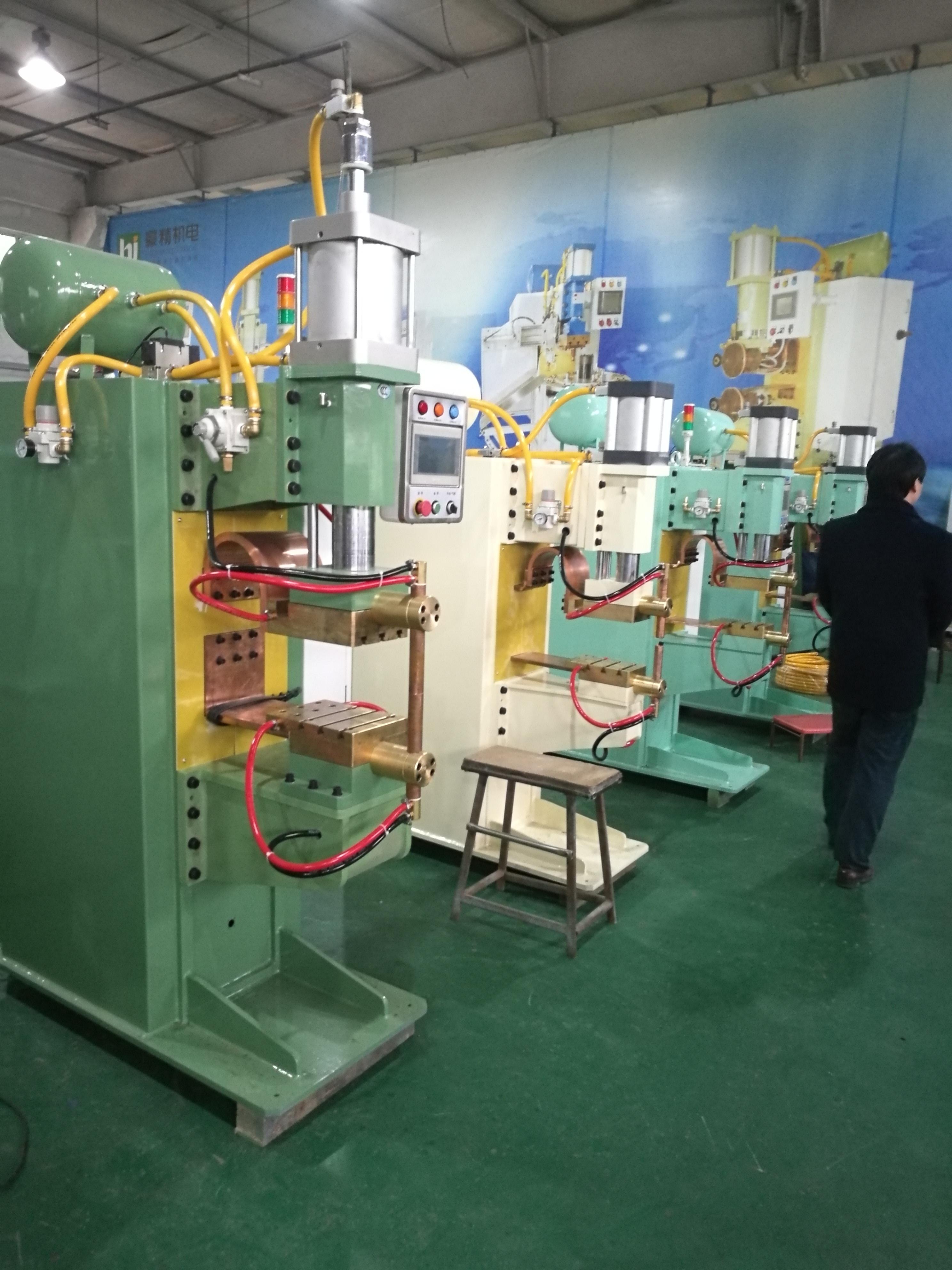 济南豪精铝板点焊机销售