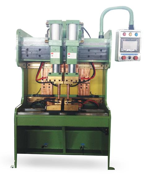 烟台豪精中频点焊机SMD-100销售