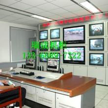 监控电视墙加工监控大屏电视墙豪华型监控电视台 监控电视墙直销 豪华型监控电视墙