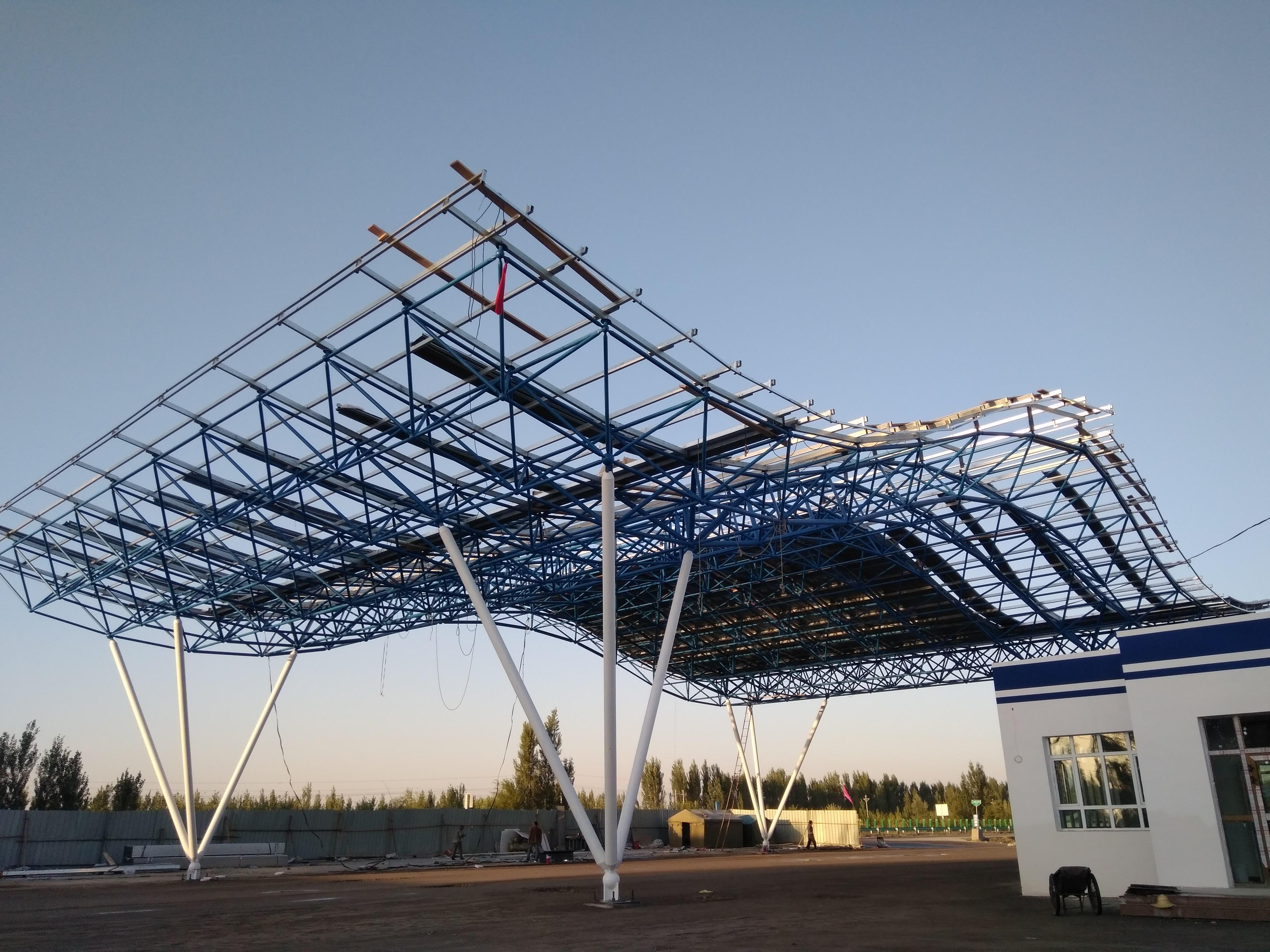 供应乌鲁木齐铝镁锰板 65-430直立锁边金属屋面昌吉铝镁锰板配件