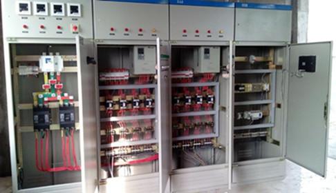郑州恒压供水控制柜设计安装