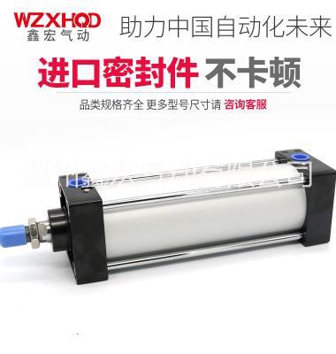 SC标准气缸图片/SC标准气缸样板图 (3)