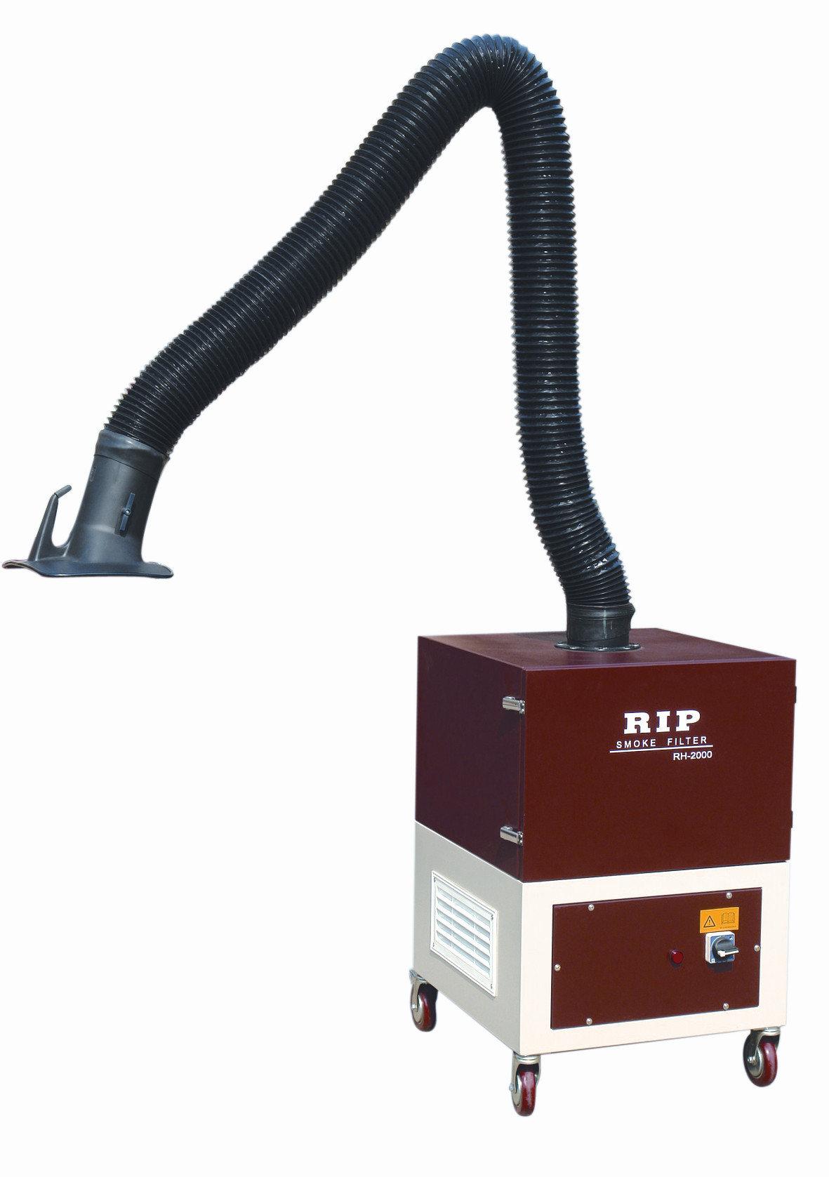 经济型烟尘净化器 电焊氩弧焊烟尘净化器