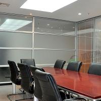 博尔玻璃隔墙定制选择拥有千家成功案例的的陕西博尔装饰,优秀施工团队 博尔高隔 博尔高隔隔断