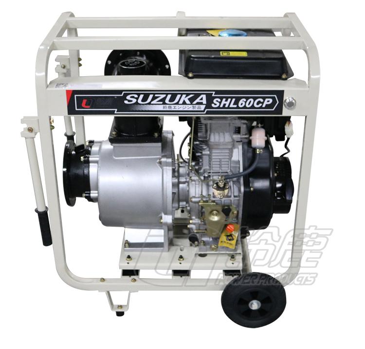 风冷柴油机水泵6寸口径