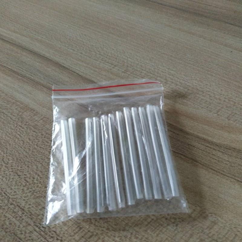 皮线光纤熔接专用60MM皮线光缆热缩管 保护管 单针皮线保护管