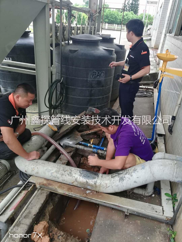 中山地下水管漏水检测_中山地下消防管漏水检测_中山那有专业的漏水检测公司
