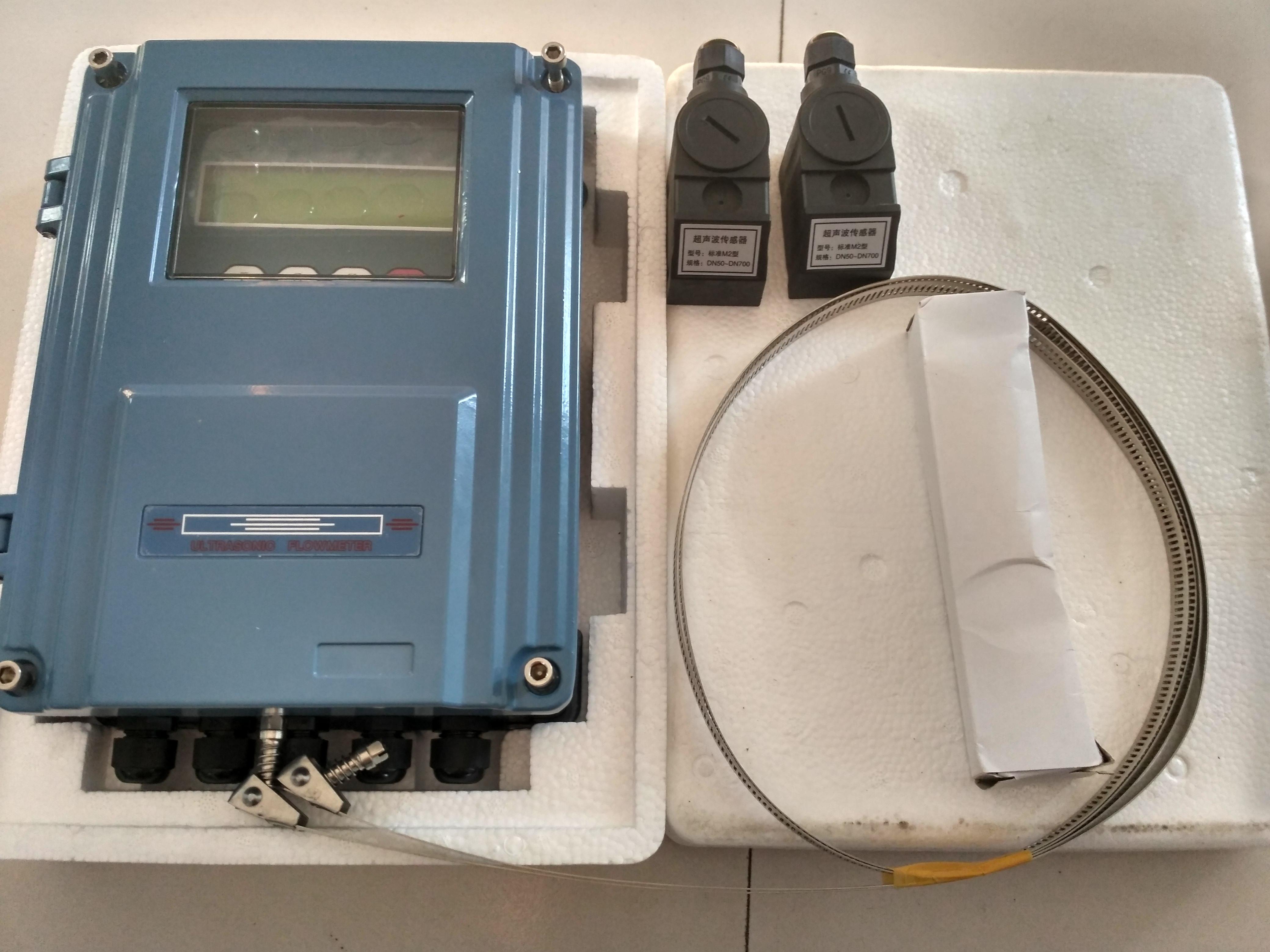 外敷式超声波流量计  外夹式超声波流量计  捆绑式超声波流量计