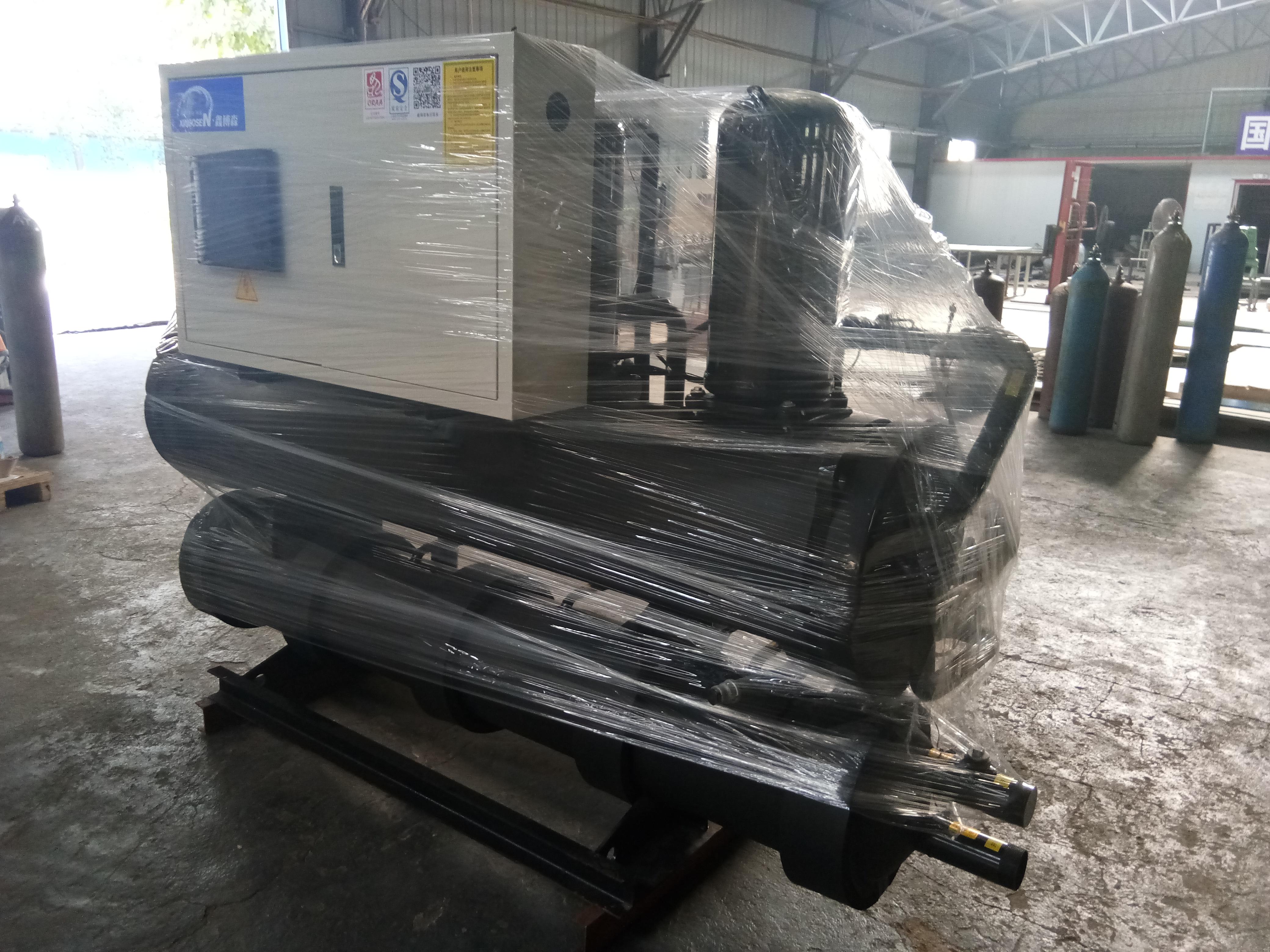 不锈钢水源热泵机组