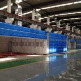 移动伸缩式烤漆房机械厂自动伸缩房 设计安装 电动伸缩 安全高效-润鸿环保