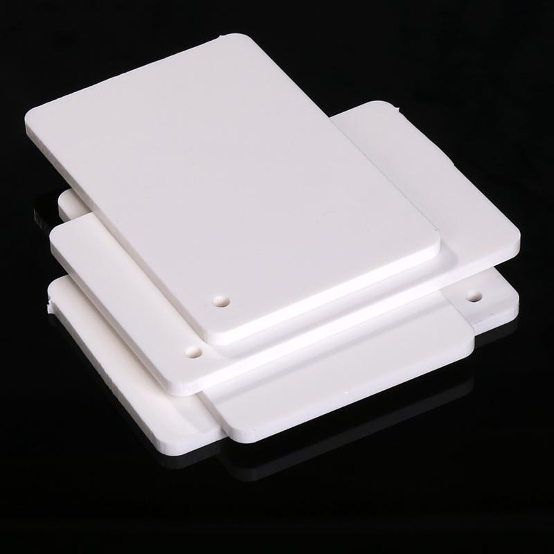 防腐蚀 耐酸碱 国产聚氯乙烯 PVC 白色板 瓷白 尺寸1220*2440mm 国产PVC板