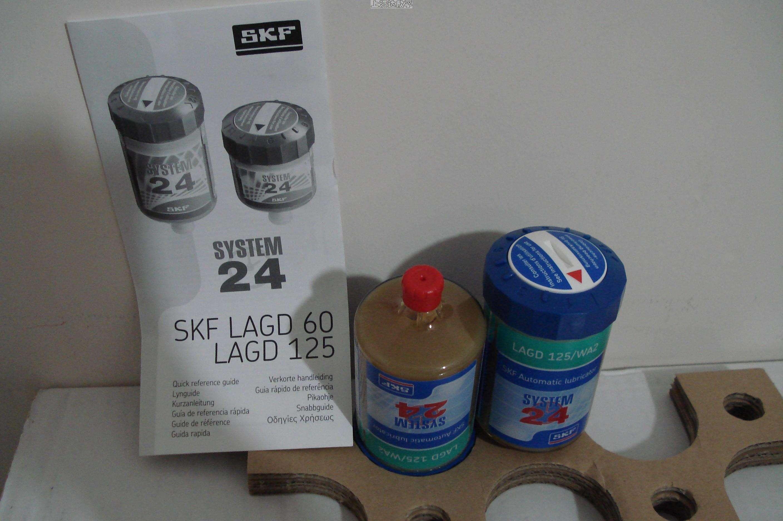 LAGD 125/WA2 斯凯孚通用工业润滑脂
