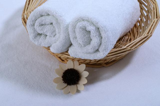 足浴一次性毛巾哪里批发?河北保定高阳尚腾纺织
