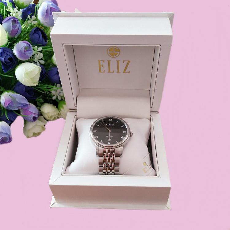 厂家定制蝴蝶结手表盒 印刷纸包木胚手镯手链珠宝首饰包装盒 礼品包装盒