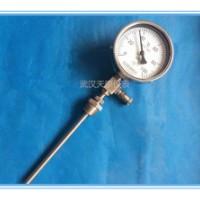 供应远传液体压力式温度计 远传液体压力式温度计(航空插头式)价格 远传液体压力式温度计