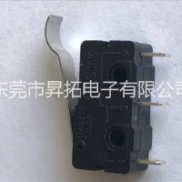 SUNTO微动开关 5A大电流 R型摆杆 东莞小型开关厂家批发 ST-5R01 SUNTO微动开关ST-5R01