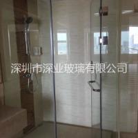 淋浴间玻璃及五金配件、不锈钢、 6+6双钢化夹胶(干/湿夹) 、6mm+PVB+6mm白玻双钢化