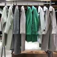 鹿王羊绒衫品牌服装棉衣尾货批发图片