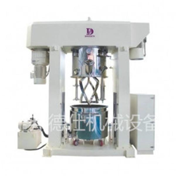 厂家供应行星搅拌机 硅胶分散搅拌机 硅胶成套生产设备定制