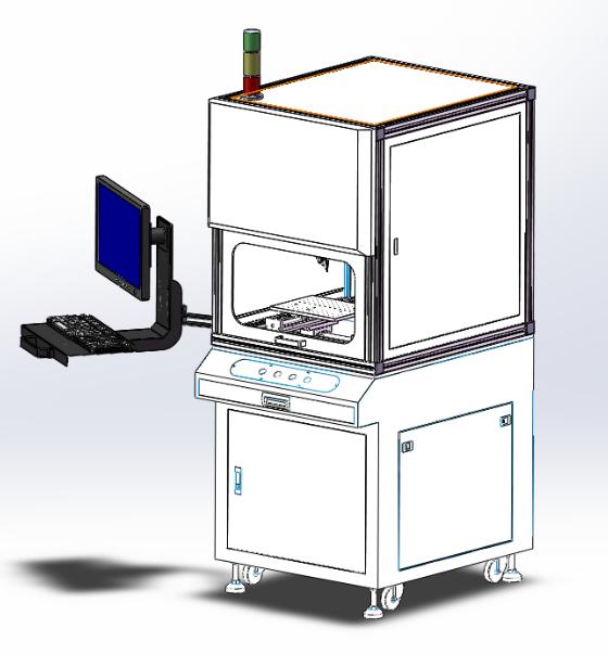 全自动恒温激光焊线束焊接江苏自动激光焊接机
