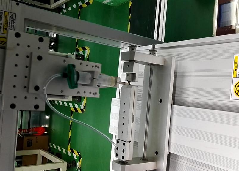 苏州四轴针筒式自动出胶点胶机械手气压点胶旋转自动点胶