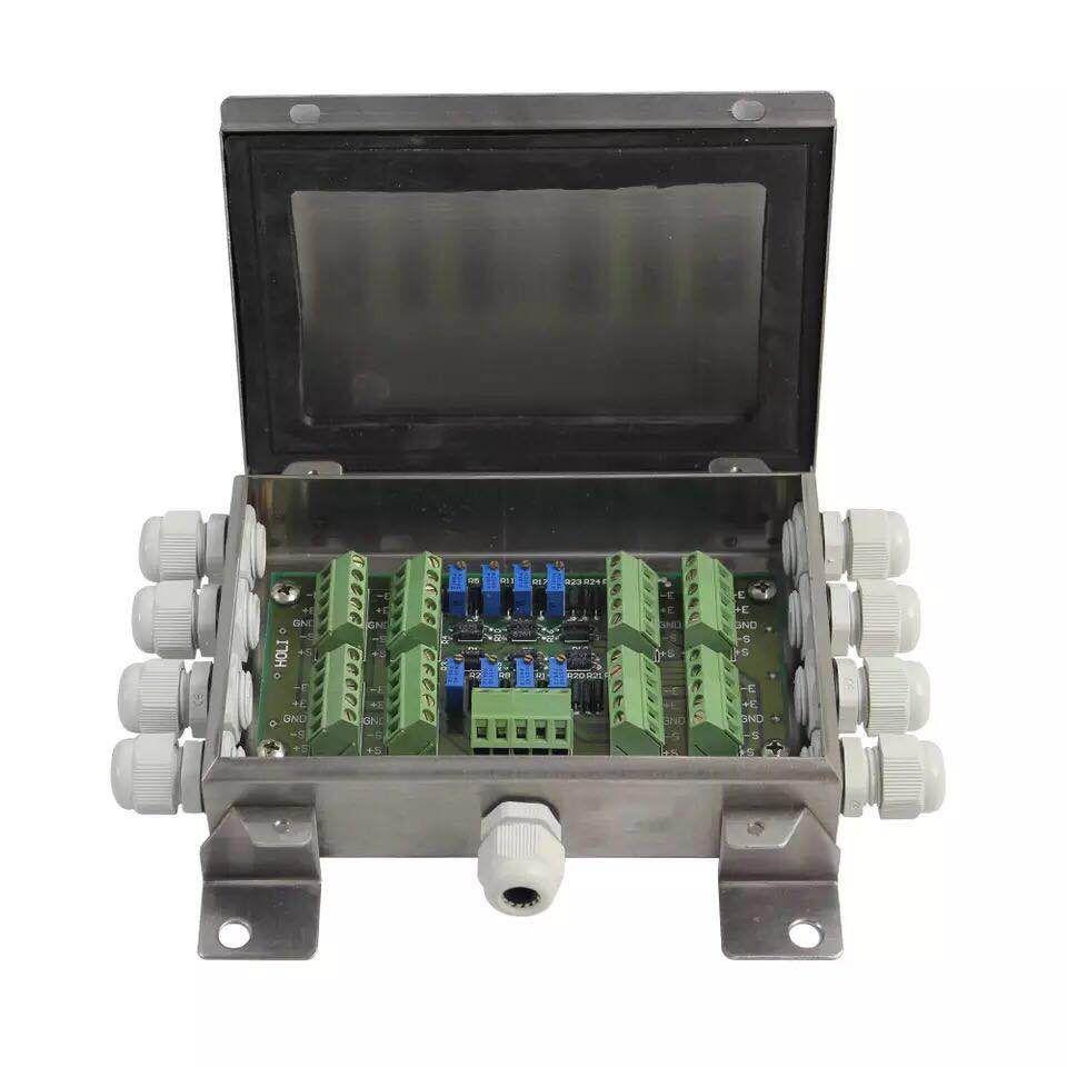 供应地磅接线盒  地磅接线盒报价  地磅价格 电子地磅工厂直销 地磅接线盒
