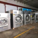 邢台出售二手海狮洗脱机二手100kg布草洗涤设备