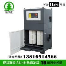 打磨粉尘净化器恒洁威HW-75F集尘器大功率脉冲反吹除尘器 恒洁威集尘器图片