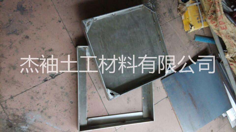 深圳龙华 隐形沙井盖 镀锌沙井盖 杰袖自产自销
