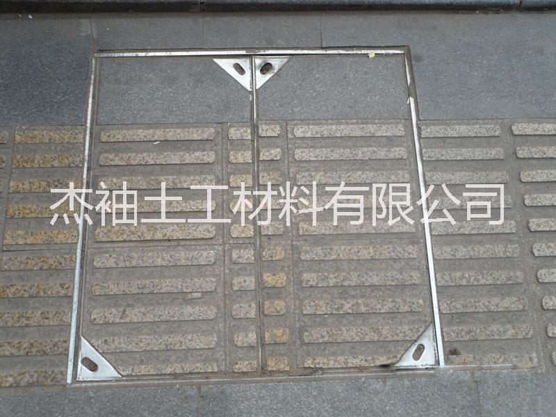 深圳盐田 装饰井盖 不锈钢井盖 格栅盖板 厂家加工定制