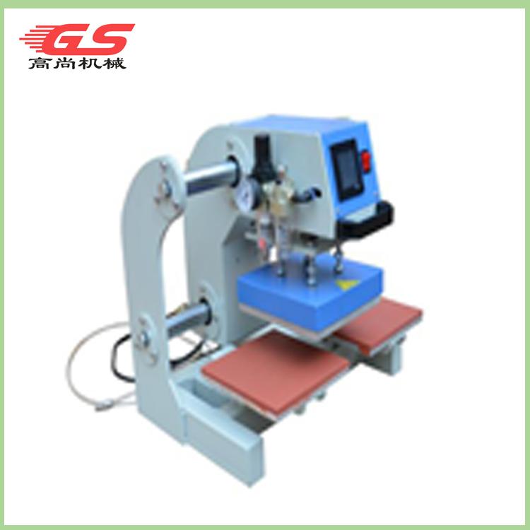 厂家直销气动烫标机自动烫唛机烫画机胸标机压唛机热转印机器