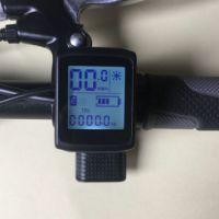 自行车液晶仪表