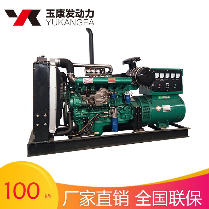供应100KW柴油发电机消防用