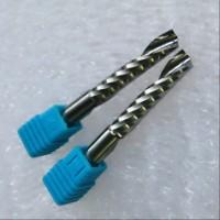 冠一Y010精品单刃铣刀 雕刻刀 适用于 PET 塑胶 PVC 亚克力等 镜面抛光