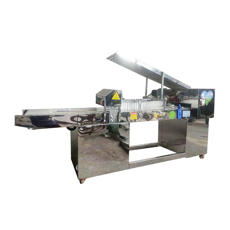 全自动仿手工馒头机花卷机 多功能刀切馒头机厂家  多功能刀切馒头机供应商