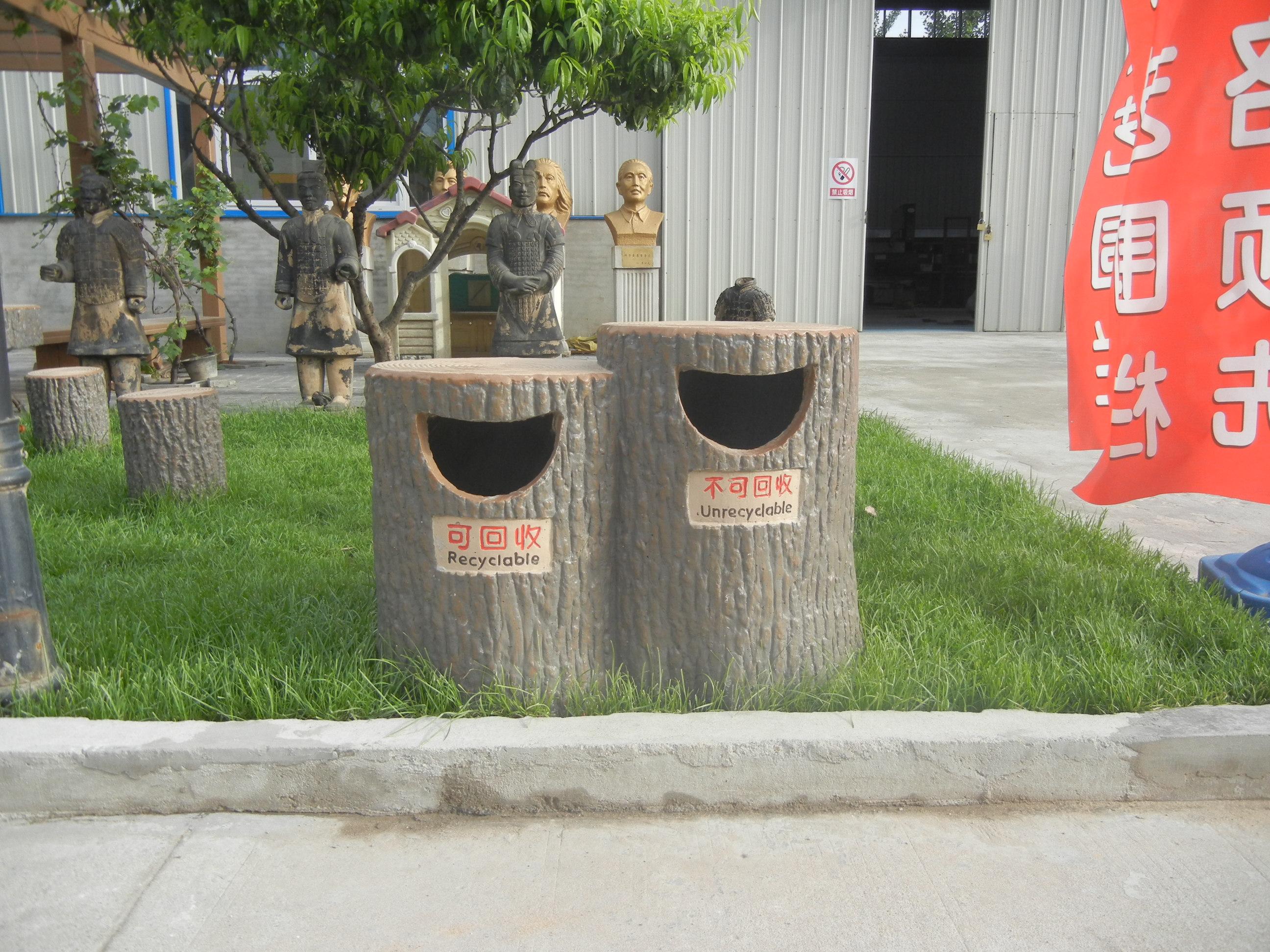 西仿木垃圾桶|西安仿木垃圾桶厂家定做|西安仿木垃圾桶定制价格|西安仿木垃圾桶厂家报价|西安抗老化仿木垃圾桶厂家