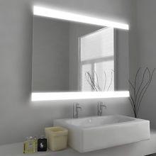 智能浴室led北欧浴室镜 玄关镜酒店卫生间镜子