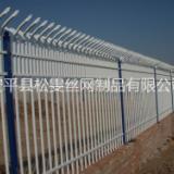 保定带尖锌钢护栏网防锈铁丝网批发保定护栏栏杆配件价格