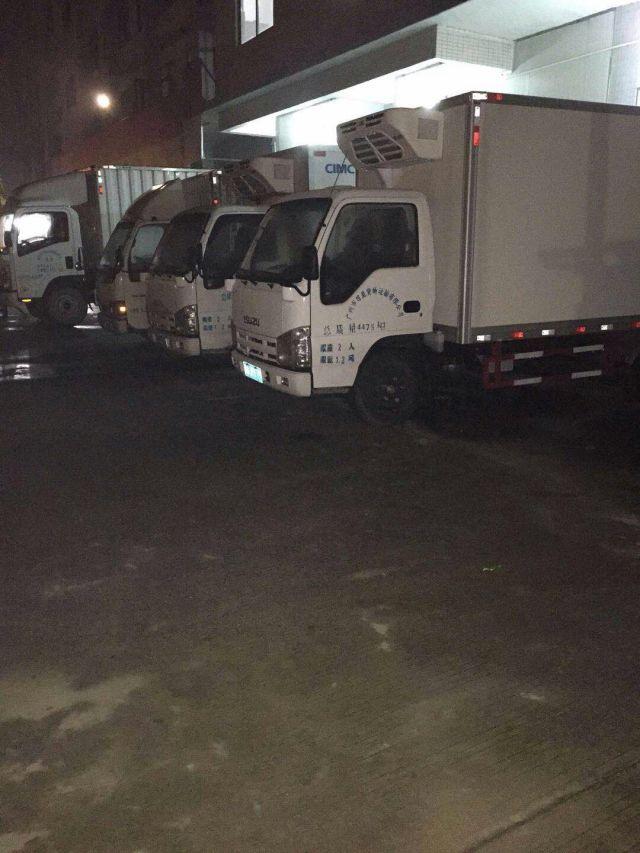 深圳冷藏运输 深圳冷藏运输公司 深圳食品冷链物流 食品冷链物流 一站式物流服务