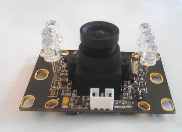 大量供应可视门铃摄像头模组  带强光逆制功能