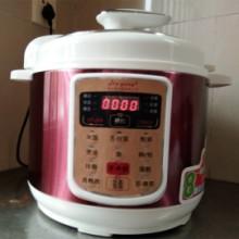 工厂批发家用5升高压力锅 多功能带液晶显示电饭锅批发