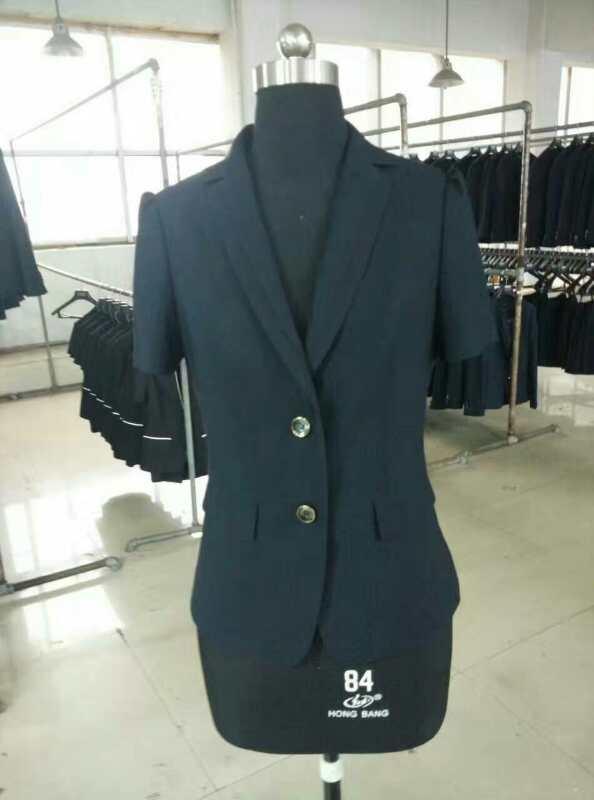 供应 厂家量身定制商务行政销售业务西装,修身韩版西装