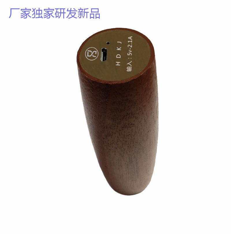 便携木质腰肩颈按摩量子共振康疗仪保健养生适合中老年人亚健康人士